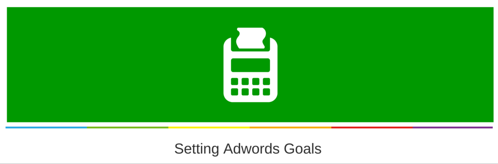Setting Adwords Goals