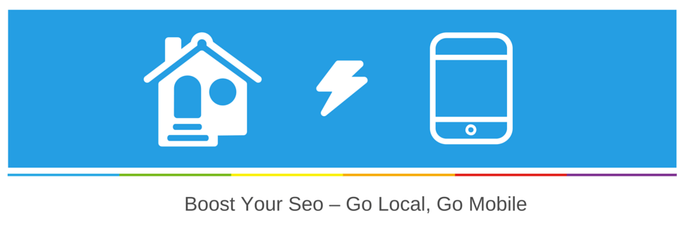 Boost Your Seo – Go Local, Go Mobile