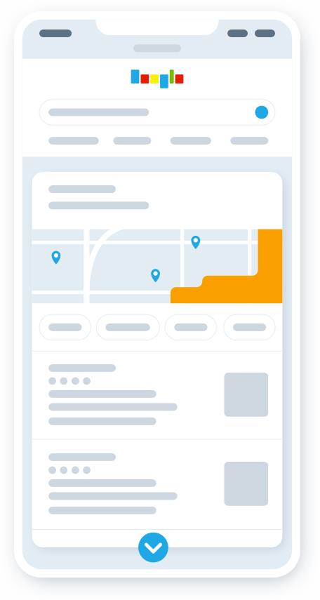 Local business listings are also know as local SEO citations or local citations for short. Local business listings that match the name, address, and phone number of your Google My Business listing increase trustworthiness of your Google Maps listing.